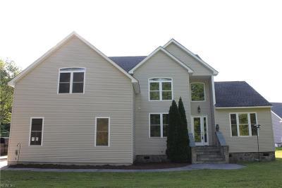 Chesapeake Single Family Home New Listing: 2016 Centerville Tpke S