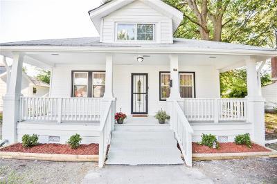 Portsmouth Single Family Home New Listing: 2112 Camden Ave