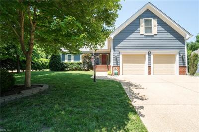 Williamsburg Single Family Home New Listing: 127 Great Gln