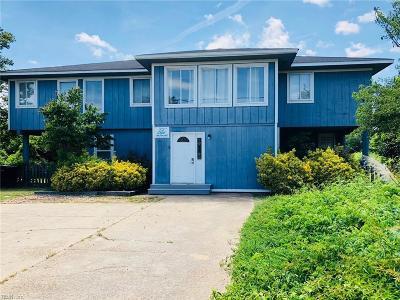 Sandbridge Beach Single Family Home For Sale: 2825 Sandpiper Rd