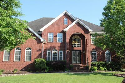 Chesapeake Single Family Home For Sale: 177 Greengable Way