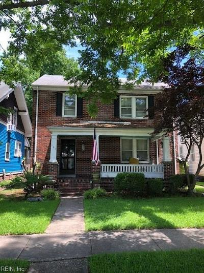 Portsmouth Single Family Home New Listing: 153 Broad St