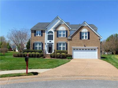 Hampton Single Family Home New Listing: 5 Mulberry Turn