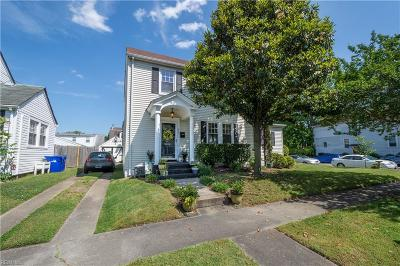 Portsmouth Single Family Home New Listing: 217 Idlewood Ave
