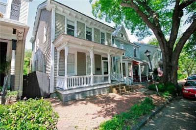 Portsmouth Single Family Home New Listing: 362 Dinwiddie St