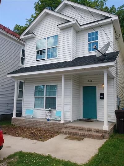 Single Family Home Sold: 1209 Ohio St