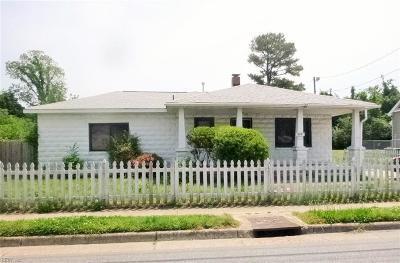 Hampton Single Family Home For Sale: 117 Rip Rap Rd