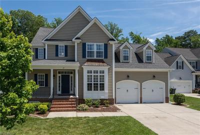 Hampton Single Family Home For Sale: 19 Kenan Ct