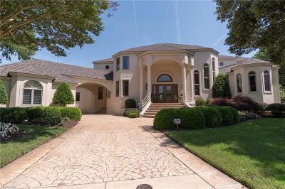 Chesapeake Single Family Home For Sale: 1310 Prestwick Ct