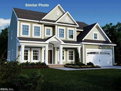 Western Branch Single Family Home Under Contract: 3340 Arboretum Trl