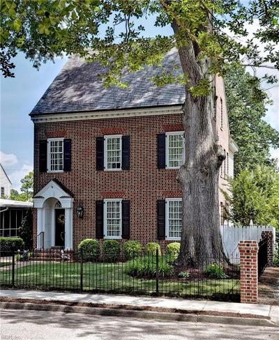 Williamsburg Single Family Home For Sale: 205 Harrison Ave