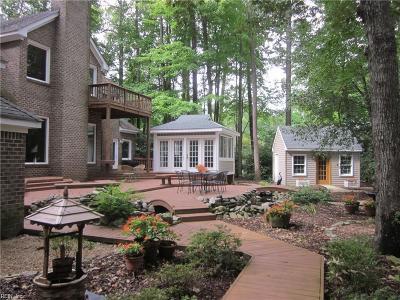 Virginia Beach Single Family Home For Sale: 940 Prince Phillip Dr