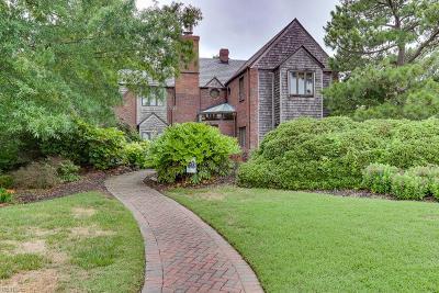 Norfolk Single Family Home For Sale: 515 Mayflower Rd