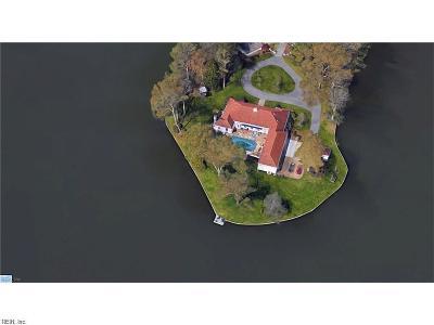 Norfolk Single Family Home For Sale: 7600 Nancy Dr