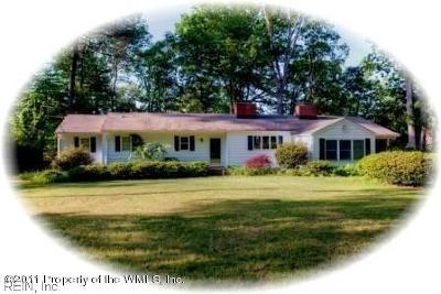 Williamsburg Single Family Home For Sale: 215 W Queens Dr