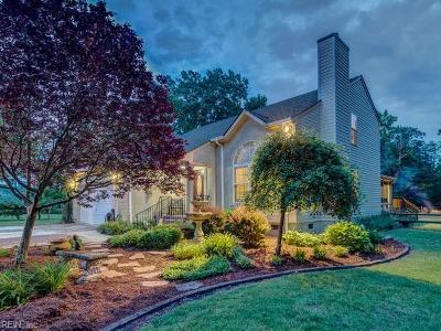 Suffolk Single Family Home For Sale: 6914 Leyton Pl