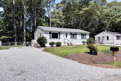 Williamsburg Single Family Home For Sale: 215 Mildred Dr