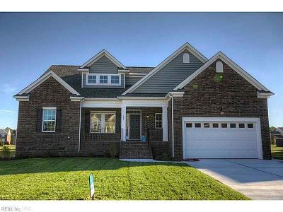 Western Branch Single Family Home Under Contract: 3344 Arboretum Trl