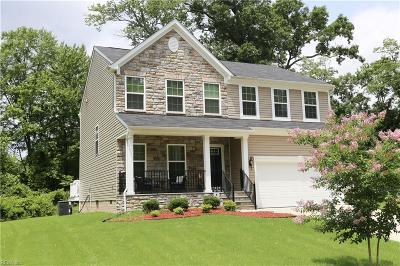 Hampton Single Family Home For Sale: 35 Nightingale Rd
