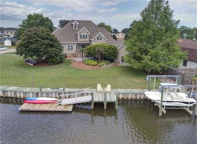 Poquoson VA Single Family Home For Sale: $799,000