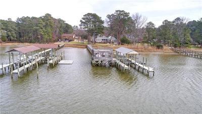 Yorktown VA Single Family Home For Sale: $1,500,000