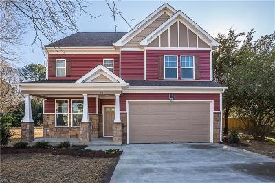 Hampton Single Family Home For Sale: 179 Pine Chapel Road Rd