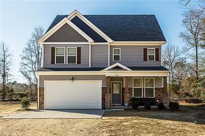 Hampton Single Family Home For Sale: 183 Pine Chapel Road Rd