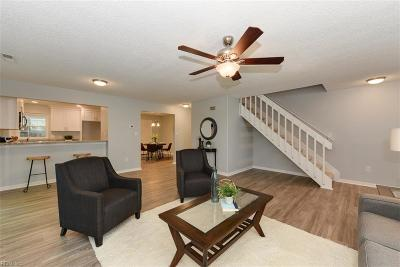 Single Family Home For Sale: 5512 Island Ct