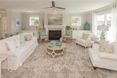Virginia Beach Single Family Home For Sale: 106 82nd St #B