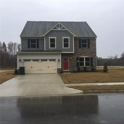 Suffolk Single Family Home Under Contract: 309 Patriots Walke Dr