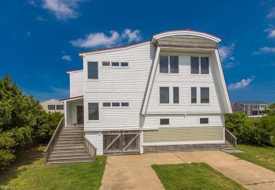 Sandbridge Beach Single Family Home For Sale: 3320 Sandpiper Rd