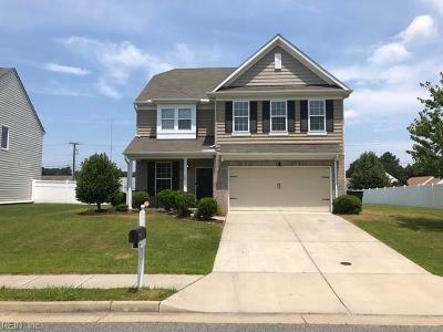 Hampton Single Family Home Under Contract: 12 Hyde Park Ct
