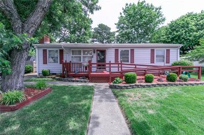 Newport News Single Family Home For Sale: 7708 Jarvis Pl