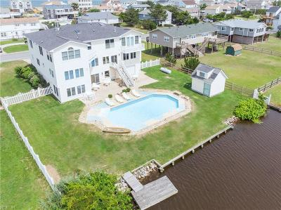 Sandbridge Beach Single Family Home For Sale: 3325 S Sandpiper Rd