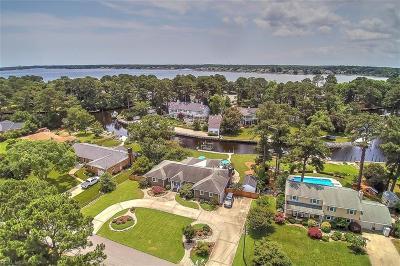 Virginia Beach Single Family Home For Sale: 2313 Spindrift Rd
