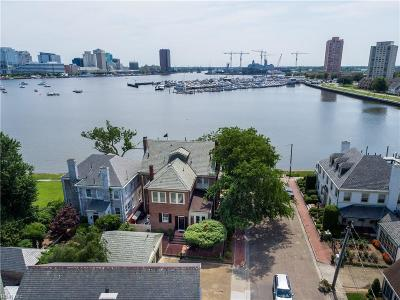 Portsmouth Single Family Home Under Contract: 208 Swimming Point Walk