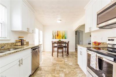 Norfolk Single Family Home New Listing: 527 Austin St