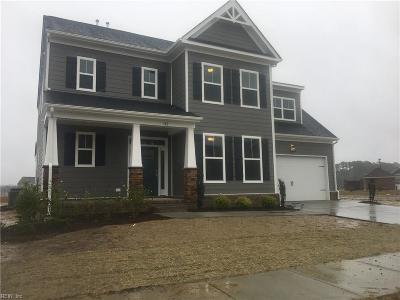 Suffolk Single Family Home Under Contract: 112 Station Dr