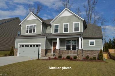 Suffolk Single Family Home For Sale: 1929 Governors Pointe Dr