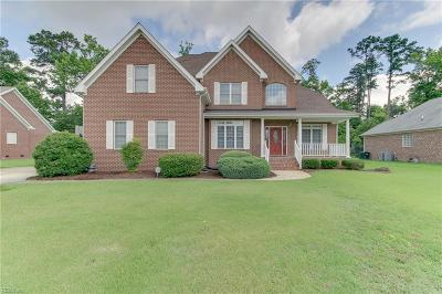 Suffolk Single Family Home New Listing: 3335 Mintonville Point Dr