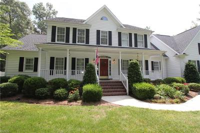 Chesapeake Single Family Home For Sale: 1809 Taft Rd