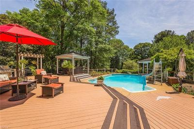 Chesapeake Single Family Home New Listing: 3081 Stratford Ct