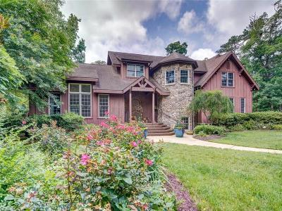 Virginia Beach Single Family Home New Listing: 1116 Wishart Point Rd