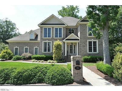 Virginia Beach Single Family Home New Listing: 976 Hurds Rd