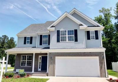 Chesapeake Single Family Home Under Contract: 1355 Auburn Hill Dr