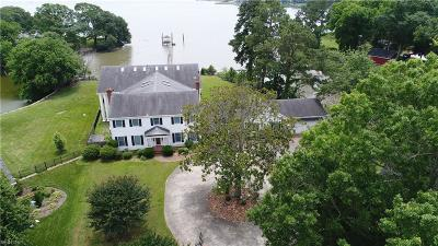 Portsmouth Single Family Home New Listing: 2901 Replica Ln