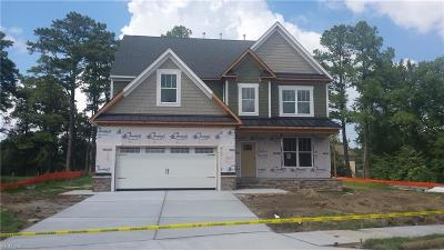 Chesapeake Single Family Home New Listing: 3904 White's Lndg