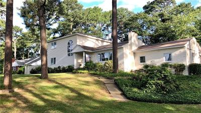 Virginia Beach Single Family Home New Listing: 2500 Broad Bay Rd
