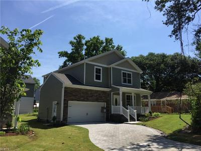 Norfolk Single Family Home New Listing