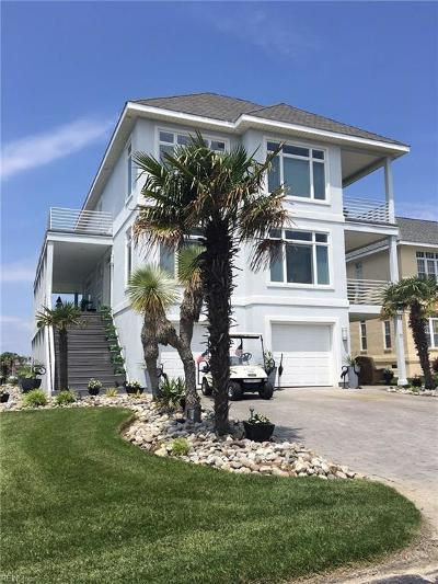 Hampton Single Family Home New Listing: 11 Bay Front Pl